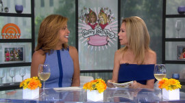 Are these celebs older or younger than Hoda Kotb? The ladies guess