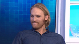 Wyatt Russell stars in his 1st TV role, 'Lodge 49'