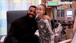 11-year-old Chicago girl visited by Drake at hospital gets heart transplant