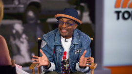 Spike Lee says far-right rally at UVA campus impacted his upcoming film 'BlacKkKlansman'