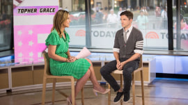 Topher Grace opens up about controversial 'BlacKkKlansman' role