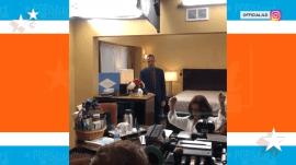 Julia Louis-Dreyfus shares emotional video as she returns to 'Veep' set