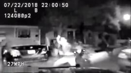 New video shows Sacramento police car striking teen