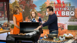 Hosting a fall barbecue? Nathan Turner shares his tips