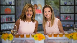 Kathie Lee and Hoda sample beer for Tryday Friday!