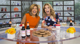 Ahead of National Coffee Day, KLG and Hoda try java-based foods
