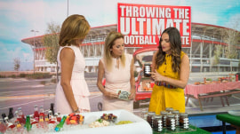 Host the ultimate tailgate with games, gear and grub
