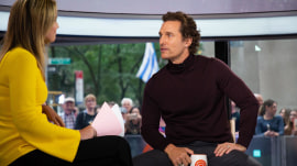 Matthew McConaughey talks about 'White Boy Rick' and being a dad