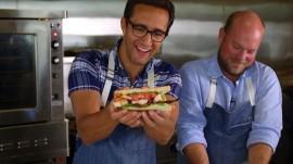 Take a look inside Austin's incredible book-themed Cookbook Café