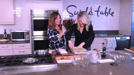 Megyn Kelly makes chicken pot pie with Elizabeth Heiskell