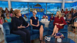Michelle LeClair and mother talk impact of Scientology on family