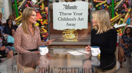 Should you save your kids' art? Megyn Kelly answers