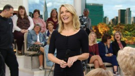 That's A Wrap: Megyn Kelly celebrates 1 year of behind-the-scenes fun