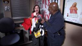 Pittsburgh Steelers fan gets huge surprise from Al Roker