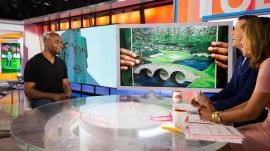 How Golf Digest helped free an innocent imprisoned artist