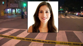 Family of fatally stabbed DC jogger speaks out