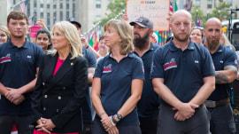 Dr. Jill Biden talks supporting veterans with 'Walk of America'
