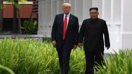 Kim Jong Un calls for 2nd summit with Trump in 'near future'