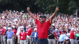 Tiger Woods' comeback gives fans high hopes ahead of Ryder Cup