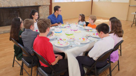 Are manners dead? This class teaches kids to be polite