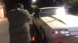 Kids buy back dad's Mustang after he sold it to pay bills