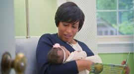 Hoda shares DC Mayor Muriel Bowser's sweet adoption story