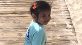 Hoda shares sweet video of Haley Joy taking a beach stroll