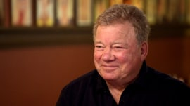 William Shatner talks to Al Roker about his legendary roles