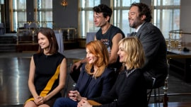 JK Rowling opens up about her roots and 'Fantastic Beasts'