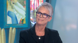 Jamie Lee Curtis opens up about finding confidence as an author