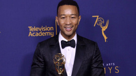 John Legend wins Emmy, achieves EGOT status