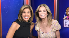 Kathie Lee and Hoda talk Emmys, Hoda's Ziploc bag purse, more