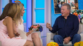 William Shatner on how a health scare changed the way he lives