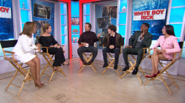 Matthew McConaughey and 'White Boy Rick' cast on film's true story