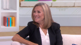 'Great American Read' host Meredith Vieira reveals her top book