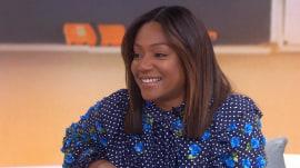 Tiffany Haddish dishes on 'Night School,' Emmys and meeting Oprah