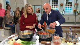 Anthony Scotto whips up an easy Bolognese sauce