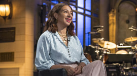 Maya Rudolph's 'SNL' roots are still a big part of her life and career