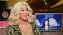 Cher opens up about career and new 'ABBA' album