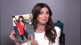 Tiffani Thiessen remembers her most '90 looks ... including fanny packs