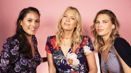 Erin and Sara Foster talk new Bumble role, online dating and 'Caspering'