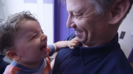 Richard Engel and wife share update on son with Rett syndrome