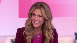 Rita Wilson opens up about breast cancer diagnosis and anxiety