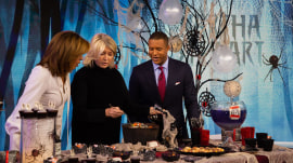 Martha Stewart's tips for throwing a fun kids' Halloween bash