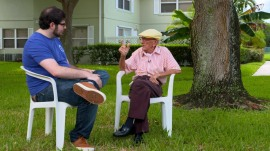 Inside the company that provides grandkids to seniors – on demand