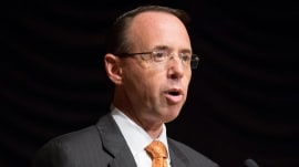 Rod Rosenstein defends Russia probe as 'appropriate'