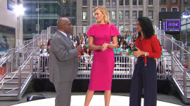 Karlie Kloss and Trisha Shetty talk about the power of girls' education