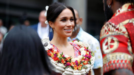 Duchess of Sussex faces safety scare in Fiji