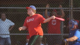 Baseball organization gives kids with special needs a league of their own