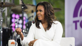 Michelle Obama on current political climate: 'Fear is not a proper motivator'